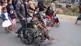 Observation of World Disabled Day