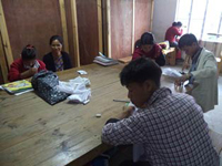 Vocational Training unit for Students