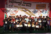 National Games of the deaf in Aurangabad, 2013