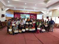 Launching of Scholarship for Students of Disabilities, Meghalaya