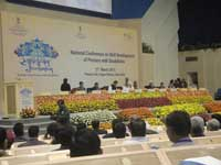 National Conference on Skill Development, Delhi