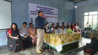 Workshop and Awareness Programme on Schemes