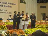 National Conference on Skill Development of Persons with Disabilities, Delhi