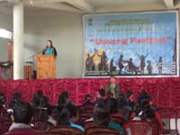 Umang Festival (A programme for Persons with Disabilities) on the 23rd February, 2015, Mairang