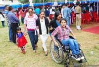 A movement to promote education of children with disability