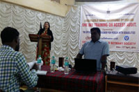 Workshop on Training of Access Audit under Accessible India Campaign Phase-II