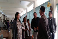Visit to DDRC, Shillong and Bethany Society