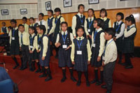 Welcome Song by Students of Jyoti Sroat Inclusive School, Bethany Society