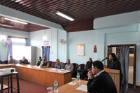 Review Meeting on UDID project at State Resource Centre