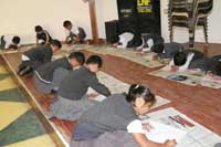 Drawing Competition on the World Deaf Week